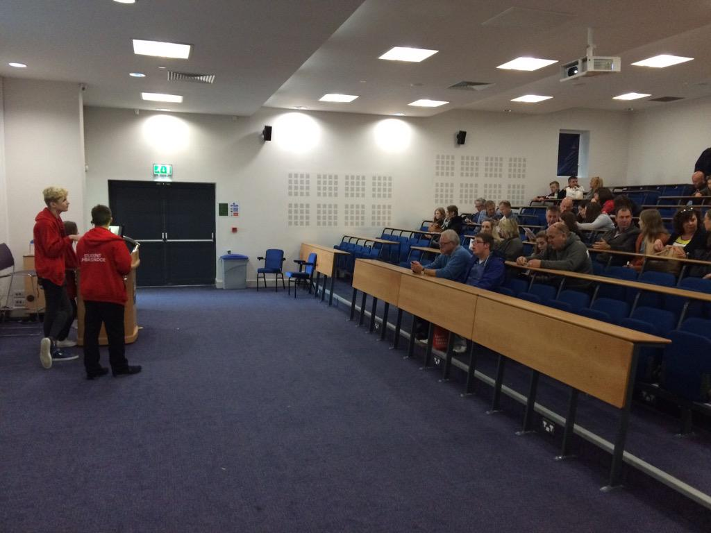 Mary Hallaway Lecture Theatre
