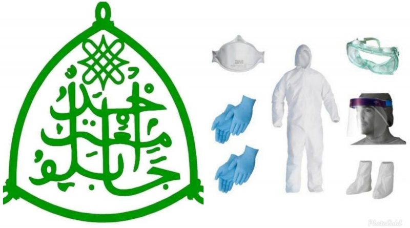 ABU, RMRDC backed PPE kits pass SON test, set for launch 1