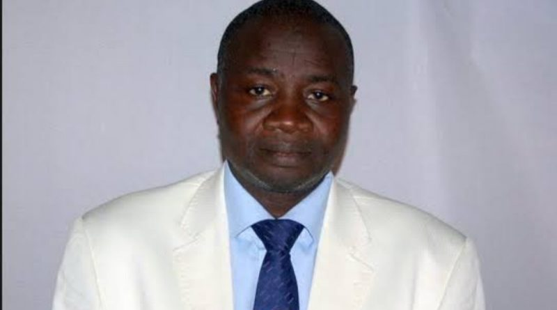 Prof Garba Hamidu Sharubutu: Executive Secretary, Agricultural Research Council of Nigeria (ARCN) 2