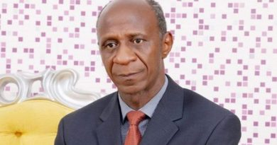 Professor Suleiman Bogoro: Executive Secretary Tetfund 5