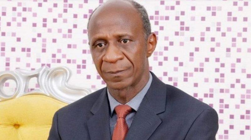 Professor Suleiman Bogoro: Executive Secretary Tetfund 1