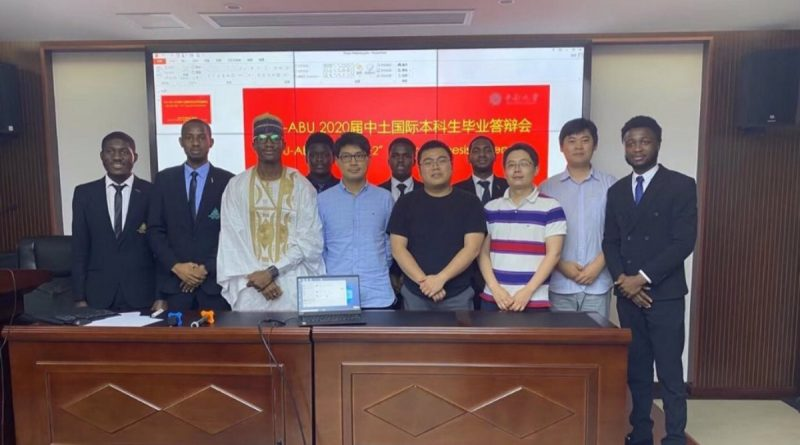 Newly Graduated ABU Students in China offered Scholarship for Masters 1