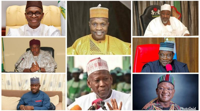 The 8 Abusites Currently Serving as State Governors in Nigeria [2019-2023] 7