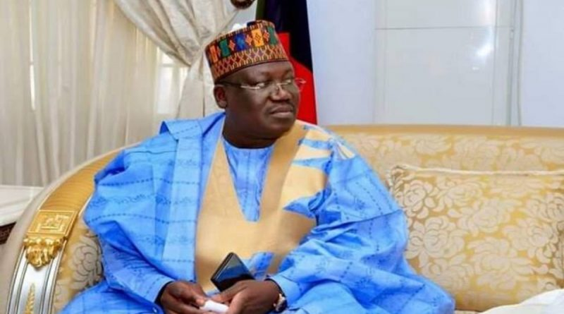 Ahmed Lawan: President of the 9th Nigerian Senate. 8