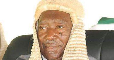 A distinguished Abusite, Justice Nasiru Ajanah is dead 4