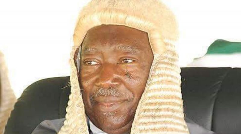 A distinguished Abusite, Justice Nasiru Ajanah is dead 6