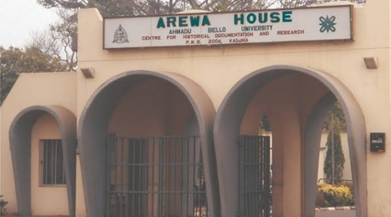 AREWA HOUSE: A Guide for Foreign researchers. 1