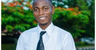 ABU Student, Hassan Idris beat 2.7 million contestants to Win Int'l Essay Competition 5