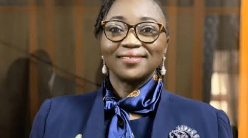 Hauwa Evelyn Shekarau: First Female Chairperson, Nigeria Bar Association (NBA) Abuja 6