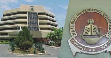 ASUU, SSANU disagree with NUC on creation of more varsities 6