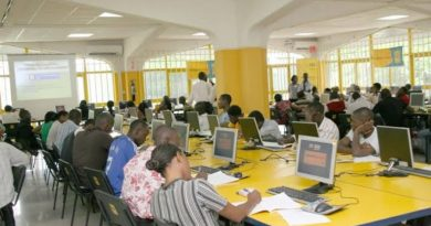 How Nigerian students are suffering to attend online classes. 5