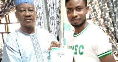 Abusite Corper Awarded for Renovating and Constructing Boreholes in Kebbi 5