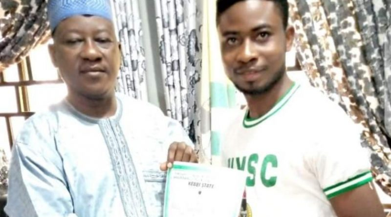 Abusite Corper Awarded for Renovating and Constructing Boreholes in Kebbi 4