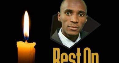In Remembrance of Late Comrade Auwal Shanono, quintessential student leader 5