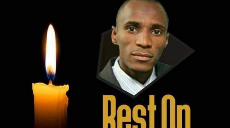 In Remembrance of Late Comrade Auwal Shanono, quintessential student leader 1