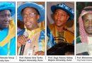 BUK shortlists Prof Mohammed Dikko Aliyu, three others for VC