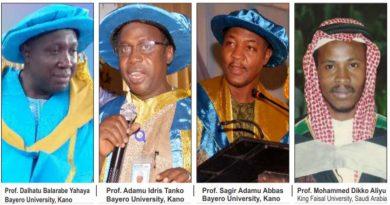 BUK shortlists Prof Mohammed Dikko Aliyu, three others for VC 6