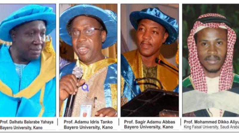 BUK shortlists Prof Mohammed Dikko Aliyu, three others for VC 10