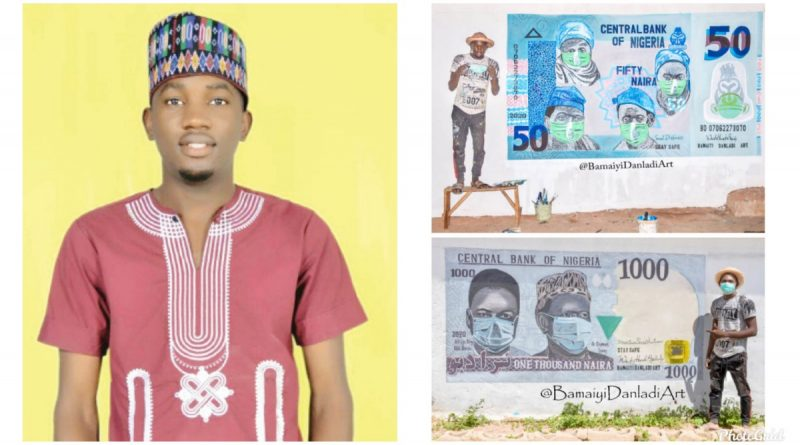 Bamaiyi Danladi: I hope to study Fine Arts at ABU Zaria 5