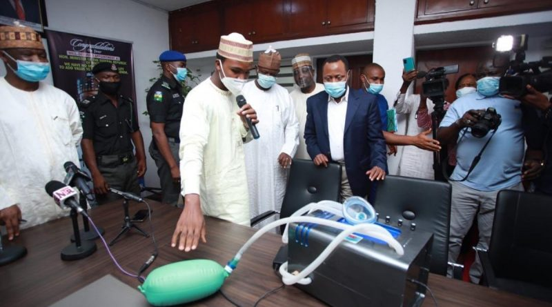 FG hosts Usman Dalhatu, directs NOTAP to process patent rights for all his inventions 9