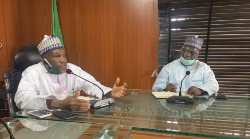 ABU VC visits TETFUND, NUC, NHIS, REA, NNRA to seek collaborations [photos]