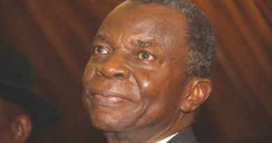 Justice Ayo Salami: Former President of the Court of Appeal