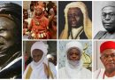 The 7 Iconic Nigerians who have served as Chancellors of ABU Zaria from 1962 - date 8