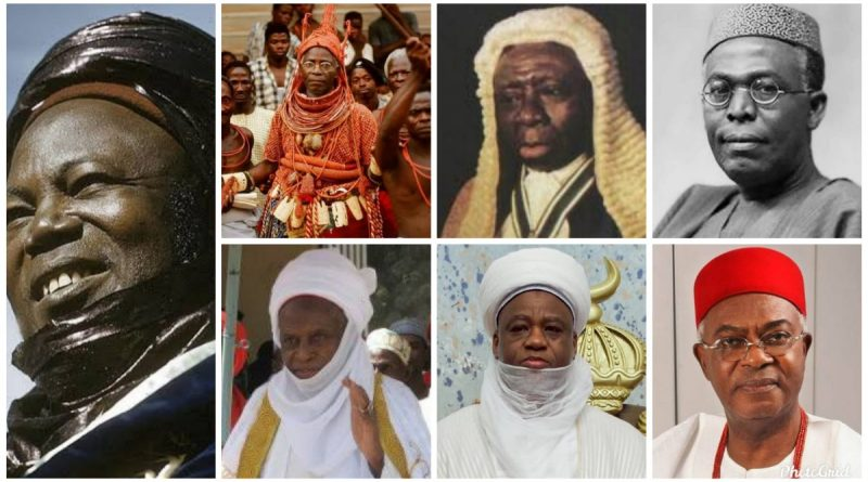 The 7 Iconic Nigerians who have served as Chancellors of ABU Zaria from 1962 - date 3