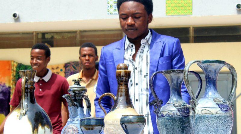 Top 10 works by Munnir Samail Dauya, one of Nigeria's best young Ceramic specialist 1