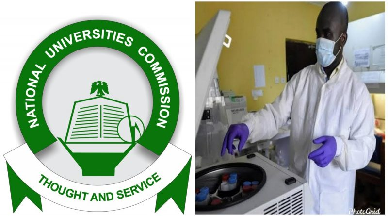 NUC Partners Nigerian Scientists Abroad on Biomedical Research 9