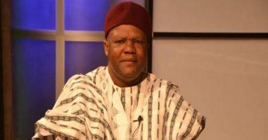 Dr. Obadiah Mailafia: Prominent Nigerian development economist 5