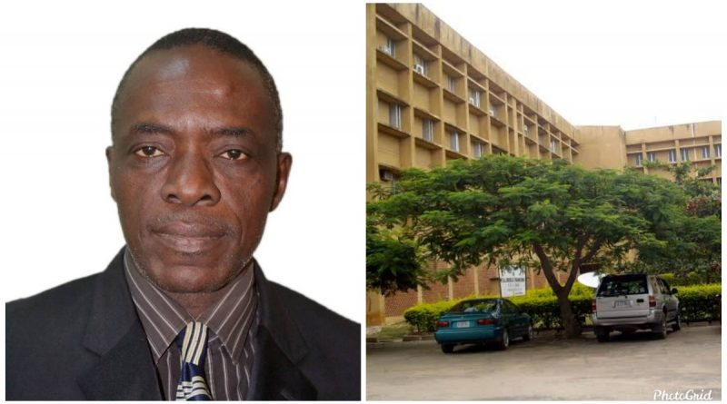 ABU Polymer and Textile Engineering Dept announce death of Secretary 1