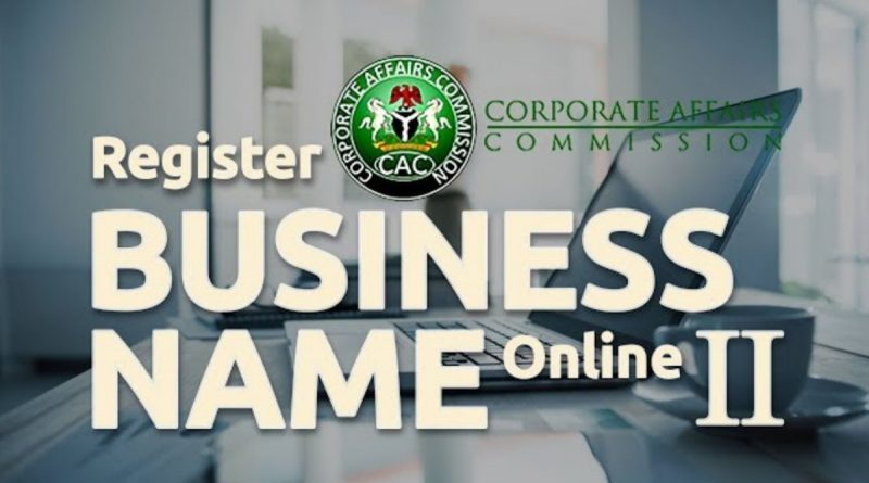 How to Register a Business Name in Nigeria: A Step-by-Step Guide 3