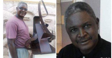 Meet Prof. Tonie Okpe: Most Senior sculptor in ABU Zaria. 5