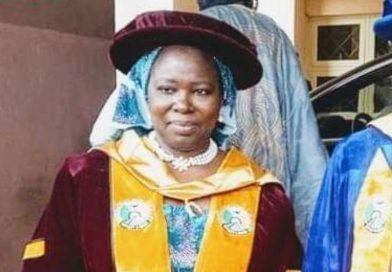 Tribute to Professor Marliyya Sanusi Zayyan