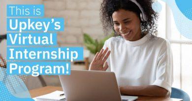 Opportunity: Apply for the free Upkey's Virtual Internship Program!