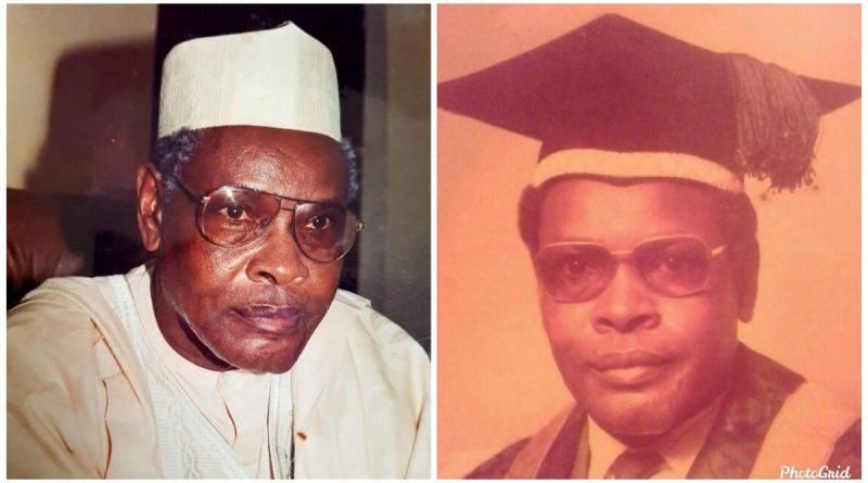 Professor Adamu Nayaya Muhammad: The 6th Vice-Chancellor of ABU Zaria 1